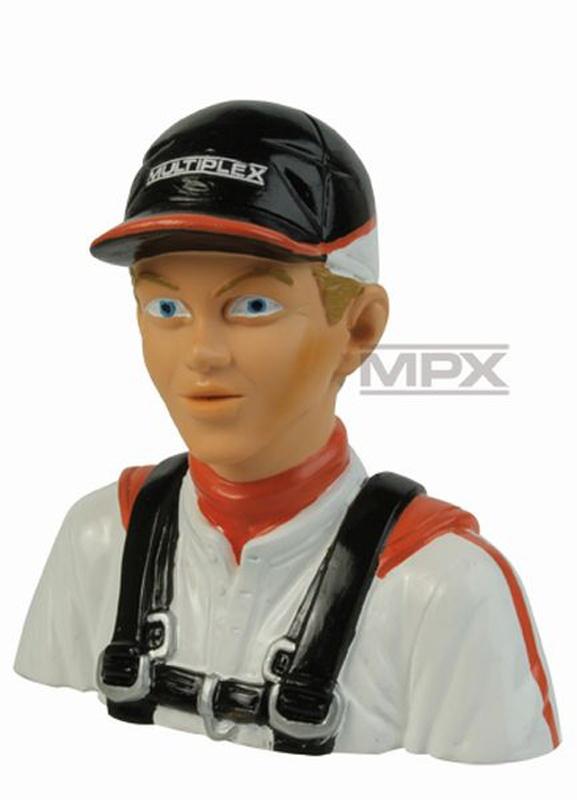 Pilot Nick MPX H=110mm B=110mm