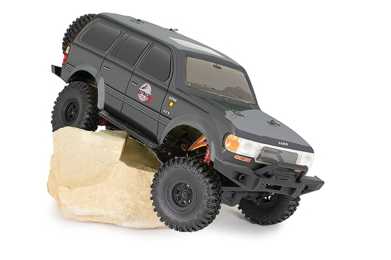 Outback X Mini 1:18 Trail Crawler RTR grau