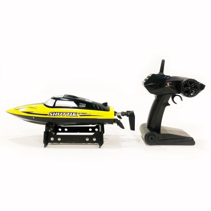 Shadow Storm Boat 2.4 GHz RTR gelb