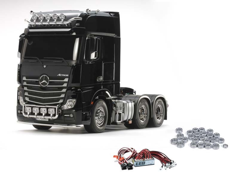Mercedes Actros 3363 Giga Space 6x4 + LED und Kugellager