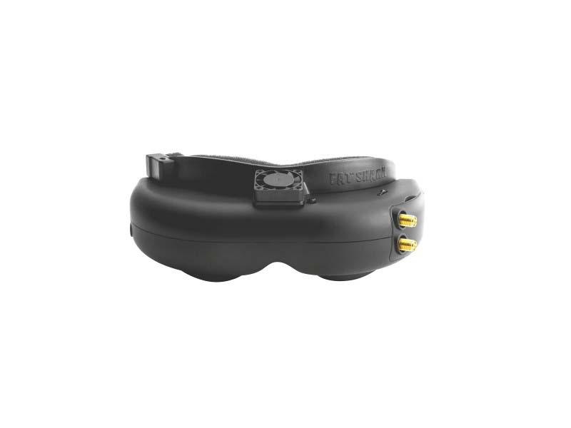 Spektrum Focal FPV-Headset m. Wireless Head Tracking