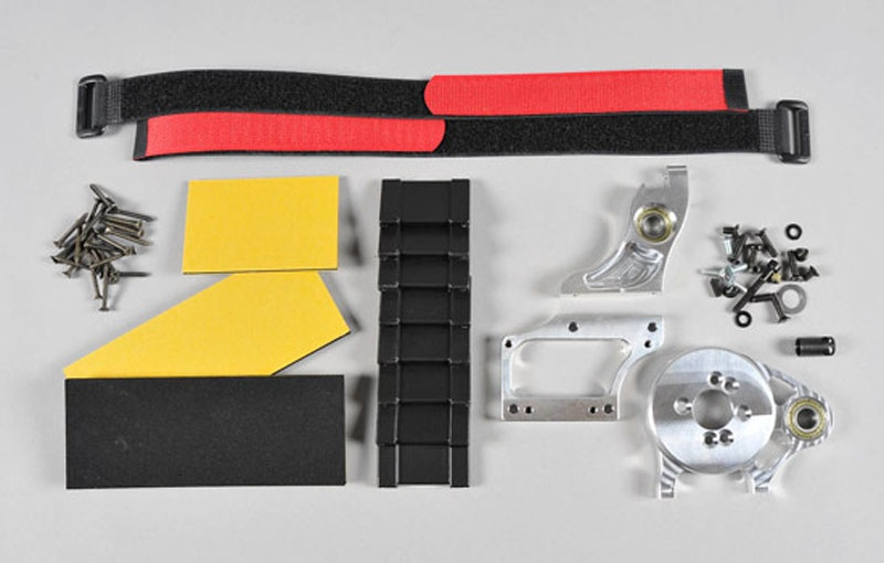 Elektro-Umrüstsatz 1:5/1:6, 2WD/4WD, Set