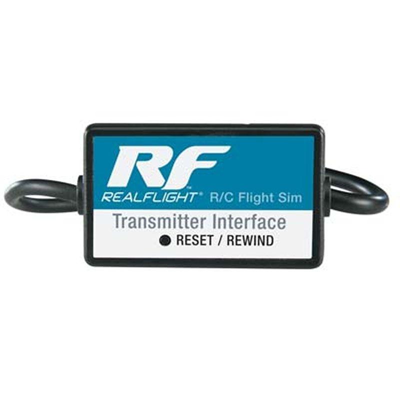 RealFlight RF-X Kabel-Interface einzeln