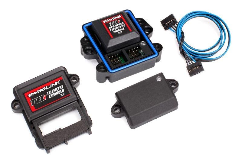 TQi Telemetrie Expander 2.0 mit GPS Modul 2.0