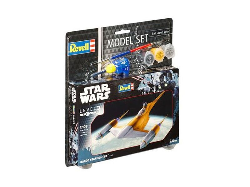 Model Set Naboo Starfighter 1:109