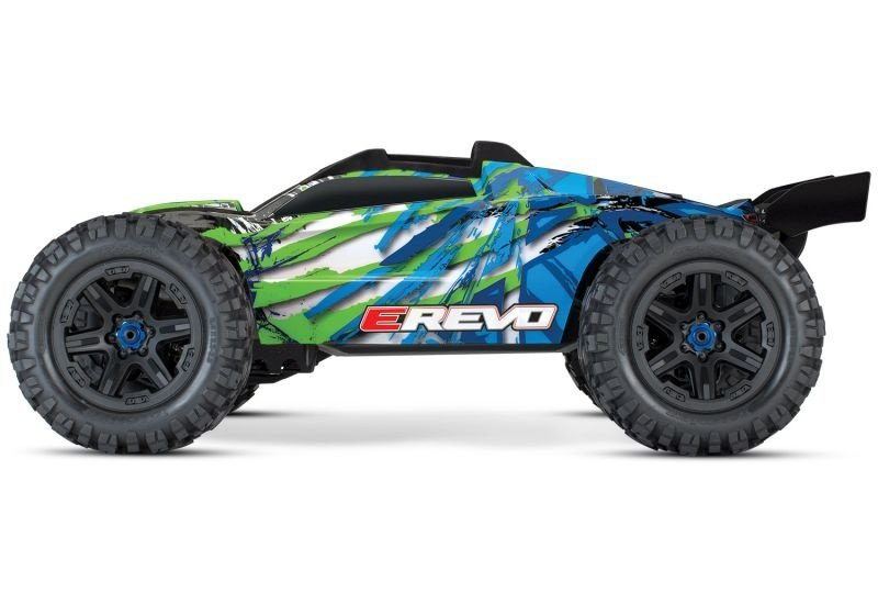 E-Revo VXL Brushless - TQi - New 2018 - 115+ km/h bis 6S