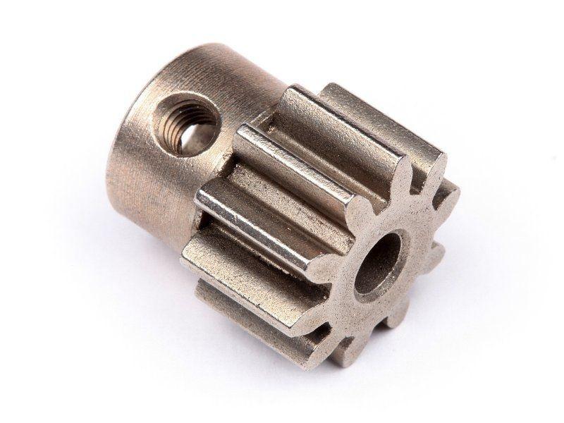 Ritzel 10 Zähne 1M, 3.17mm Welle