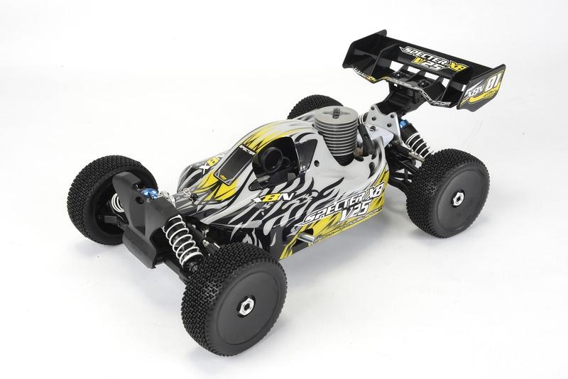 X8NB Specter X8 V25 ARR