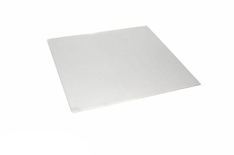 Duraluminium  200x200x1,5mm