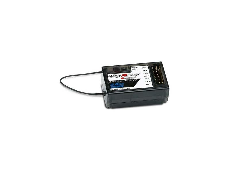 Empfänger Reflex Stick 6 Kanal 2,4GHz