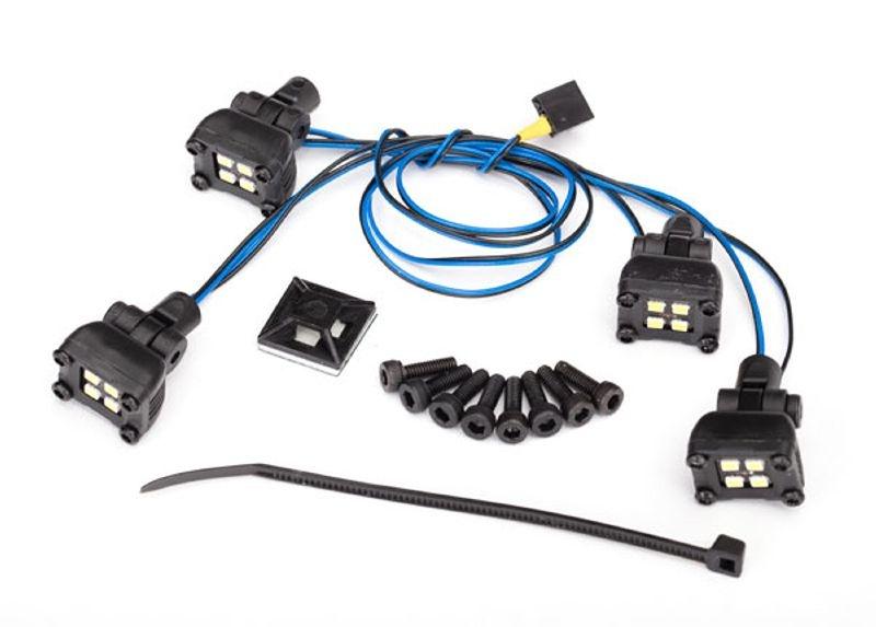 LED Licht Set für Dachbalken TRX-4