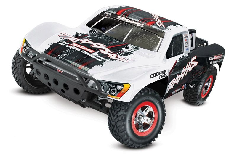 Slash RTR 1/10 2,4GHz with Onboard Audio SC Racing Truck
