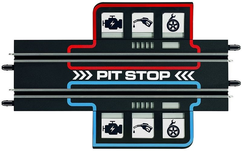 GO!!! Plus Pit-Stop-Game