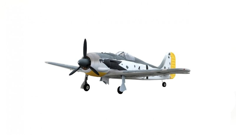 Focke Wolf FW190 Warbird 1200mm Brushless PNP