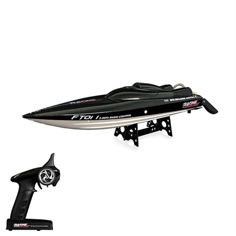 Powerboat - 4S Brushless Speedboot Carbon Optik 2,4GHz RTR