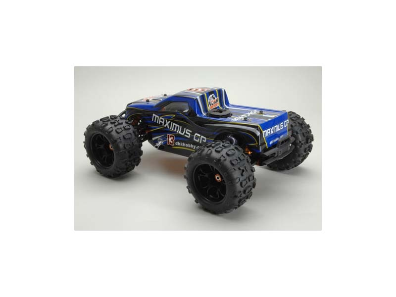 DHK Maximus 4WD Nitro 1.8 Monstertruck RTR 3,5ccm