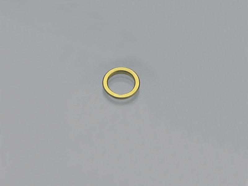 Bullaugen Messing 12mm Durchmesser 10 Stück