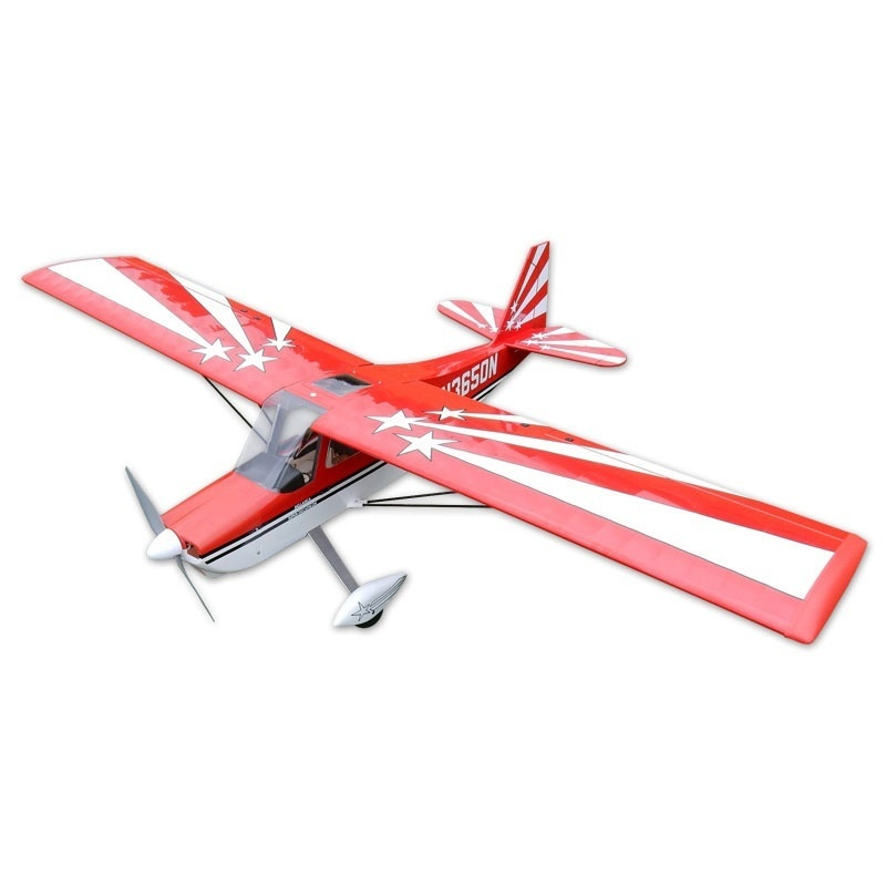 Bellanca Super Decathlon elektro ARF - 202 cm