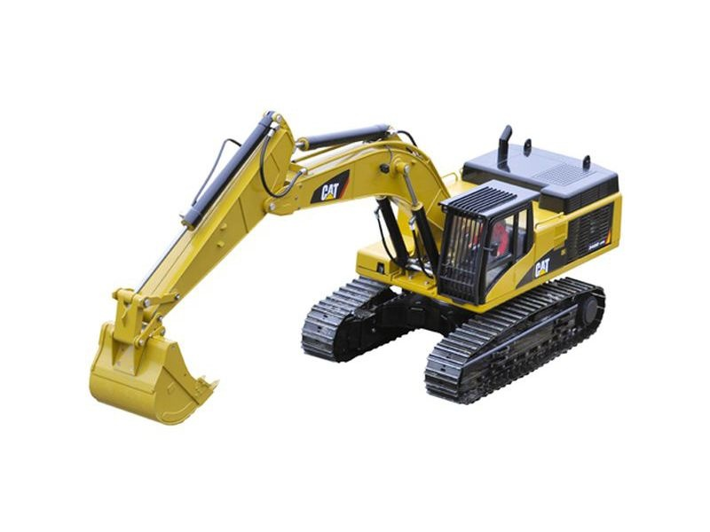 Hydraulik Bagger CAT 345 D 1:14,5 Komplettbausatz mit Sound
