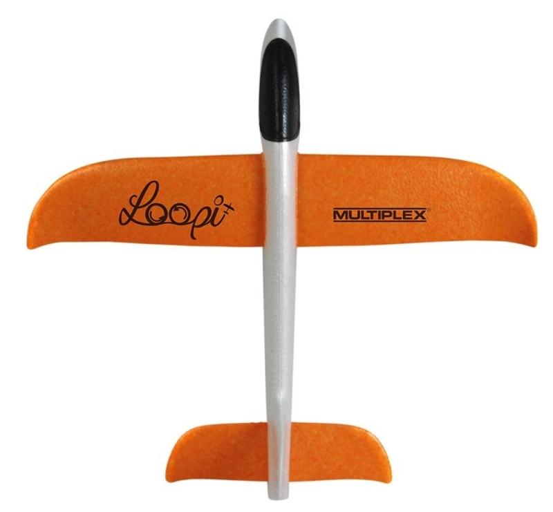 Loopi Wurfgleiter, Freiflugmodell 485mm