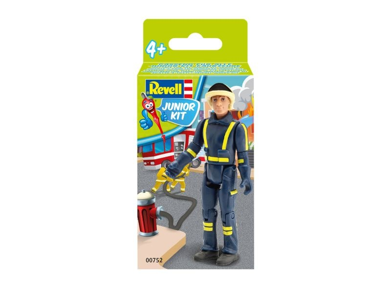 Fire Man Junior Kit 85mm