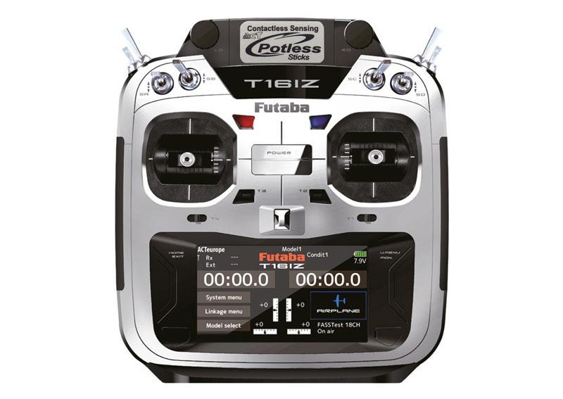T16iZ Potless V3 2.4GHz Fernsteuerung + R7108SB Empfänger