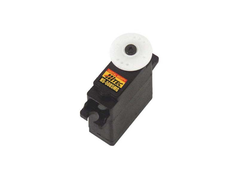 HS-5085MG Hochleistungs-Digital-Servo - 13mm - 4kg/0,14sek