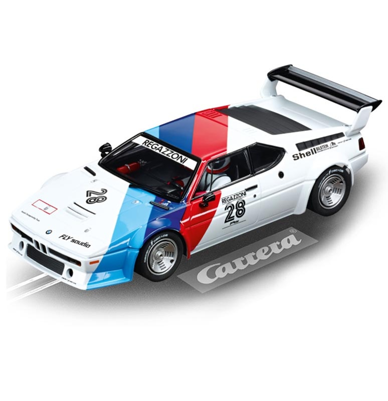 Digital 124 BMW M1 Procar Regazzoni No.28, 1979