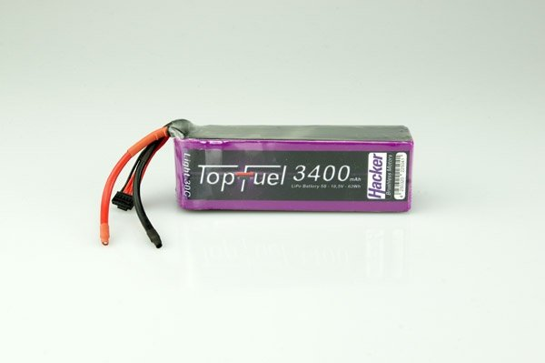 TopFuel LiPo 30C-LIGHT 3400mAh 5S