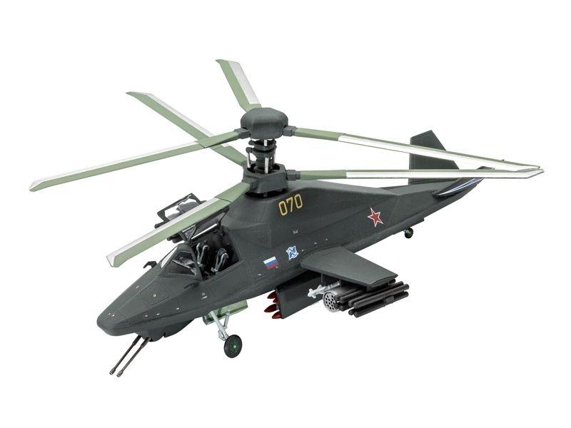 Kamov Ka-58 Kampfhubschrauber 1:72