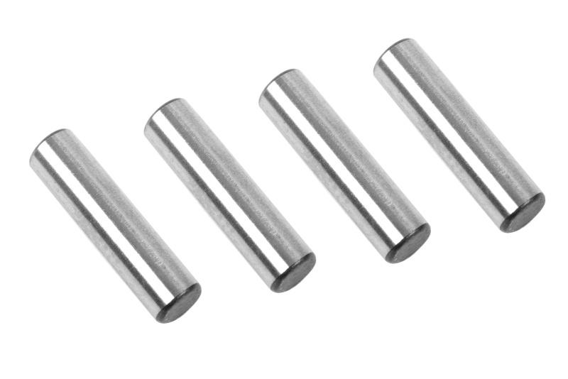 Stahl Stift Diffausgang 2x10mm für 1/8 Dementor (4)