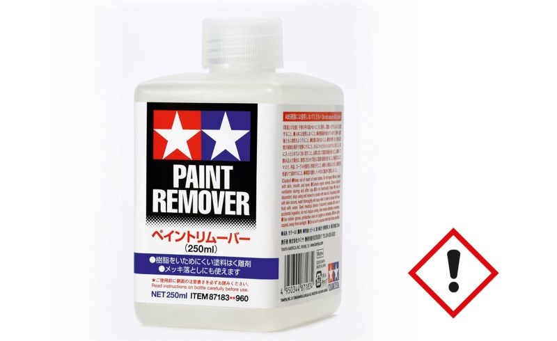 Paint Remover Farb- und Lackentferner 250ml