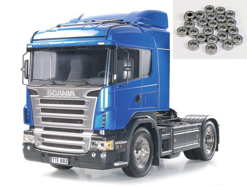 Scania R470 Highline + Kugellager