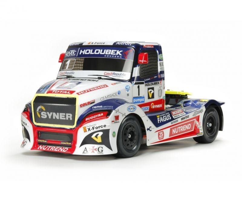 Karosserie Satz (klar) Buggyra Fat Fox für 1:14 Race Truck