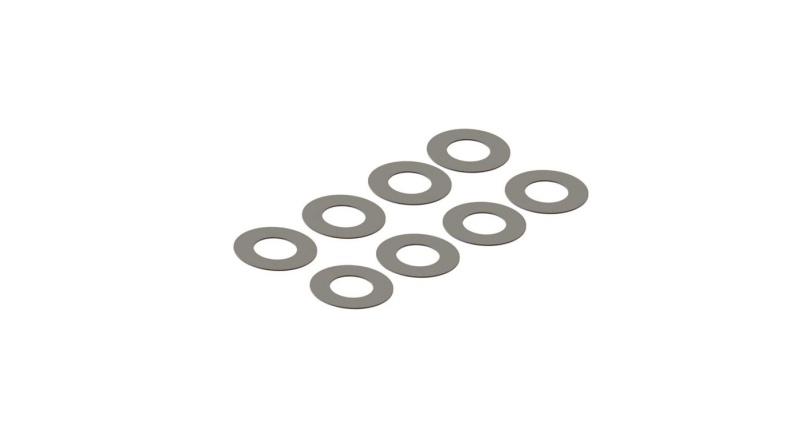 Shim Scheiben 6.2x11.9x0.2mm für Kraton EXB Roller (8)