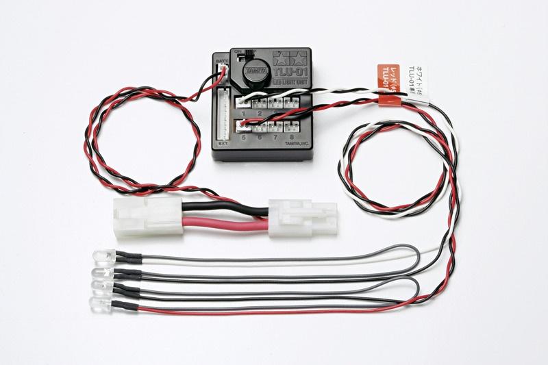 LED - Lichteinheit TLU-01