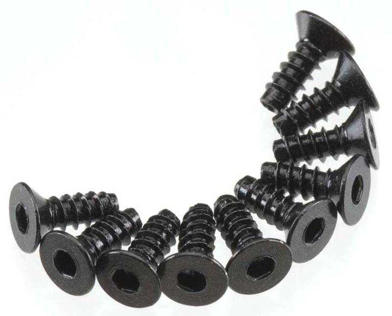 Senkkopf Schneidschrauben 3x8mm, 10 Stück