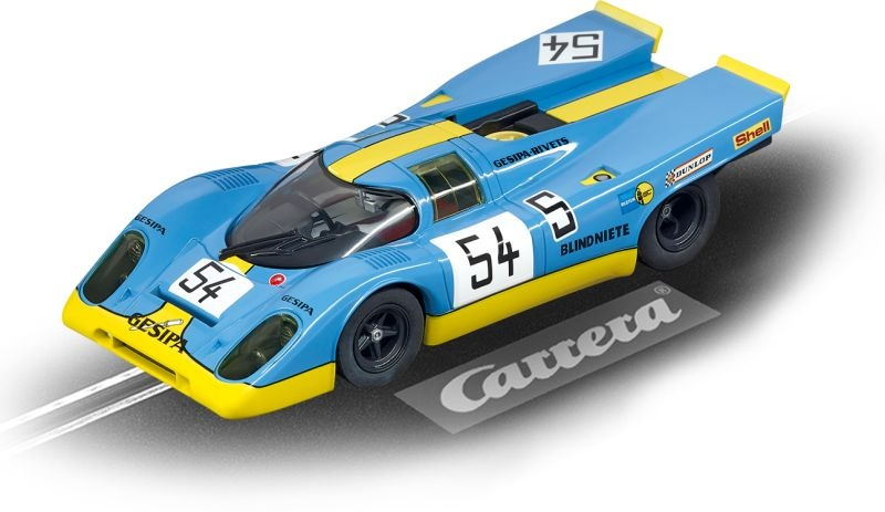 Digital 132 Porsche 917K Gesipa Racing Team, No.54, 1970