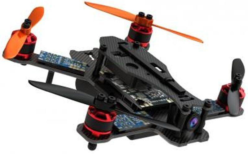 Sparrow FPV 120mm, Naze32, Motor 1105 3800kV mit Kamera