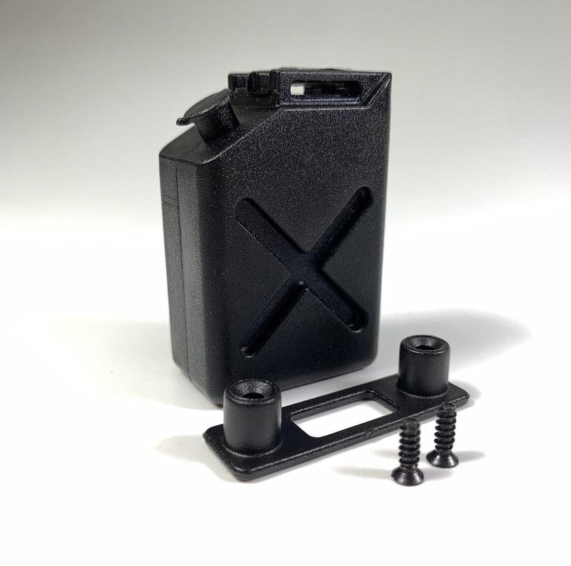 Benzintank Attrappe 49 x 32.2 x 20.6 mm