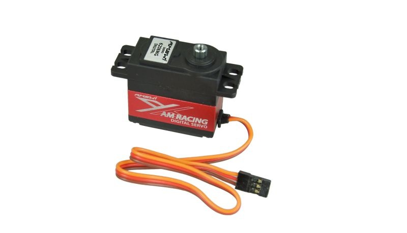 AMX Racing 6208MG Digital Servo, Standard 8,2kg/6V