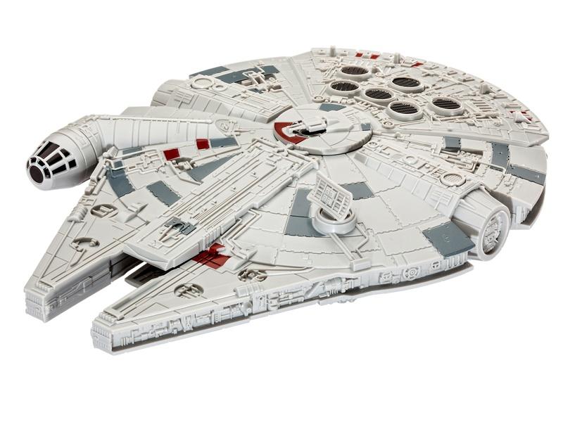 Millennium Falcon 1:164