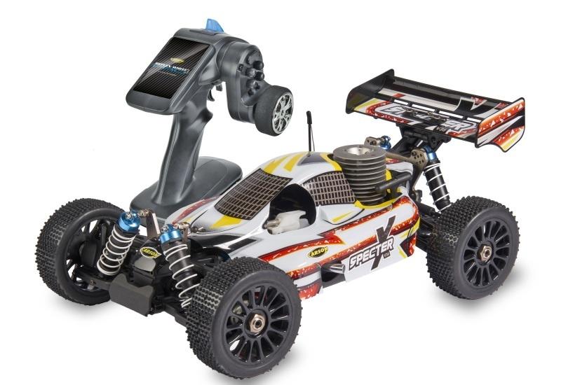 Specter X 3 Pro V36 2.4G RTR 1:8 4WD Verbrenner Buggy