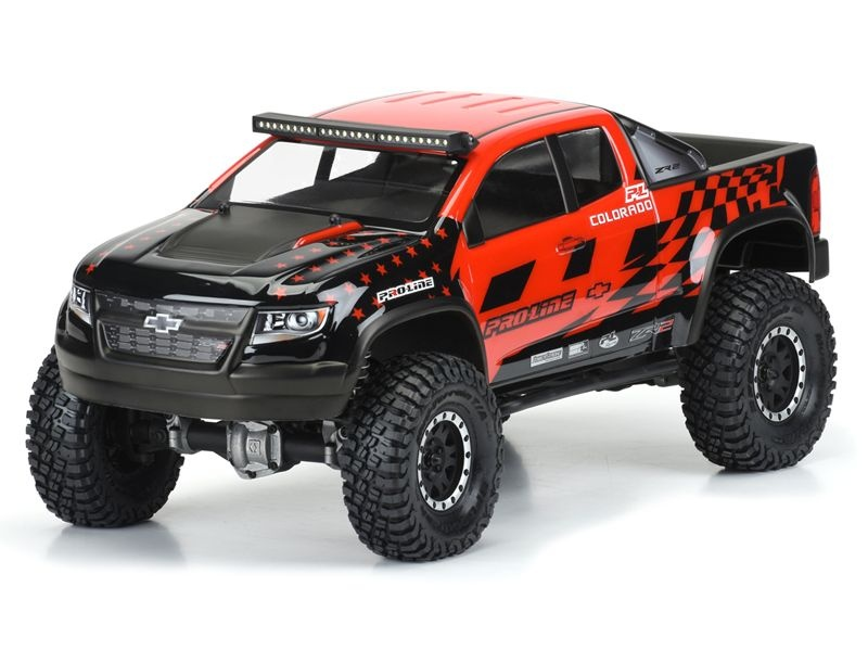 Chevy Colorado ZR2 Karosserie für Crawler 313mm Radstand