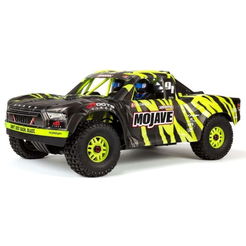 Mojave 6S BLX 4WD Desert Racer 1/7 2,4GHz RTR, grün/schwarz