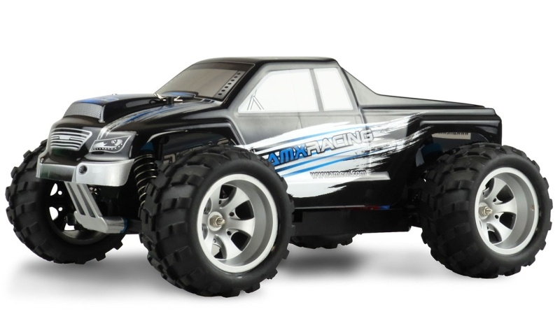 Vortex18 Blue, Monstertruck 1:18 4WD RTR