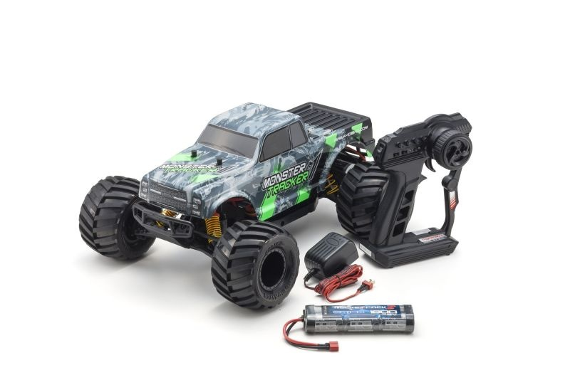 Monster Tracker 2WD 1:10 Monster Truck 100% RTR grün