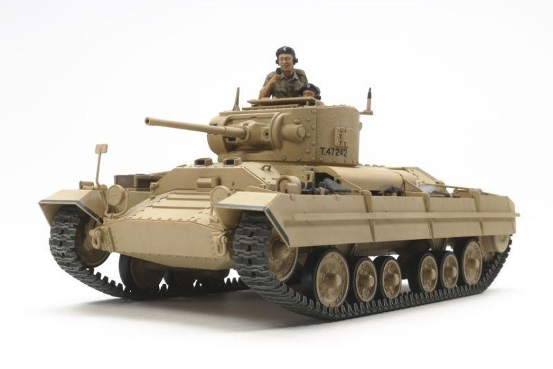 Brit. Valentine Mk. II/IV Panzer 1:35 Plastik Bausatz