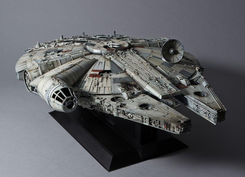 BANDAI Star Wars Millennium Falcon