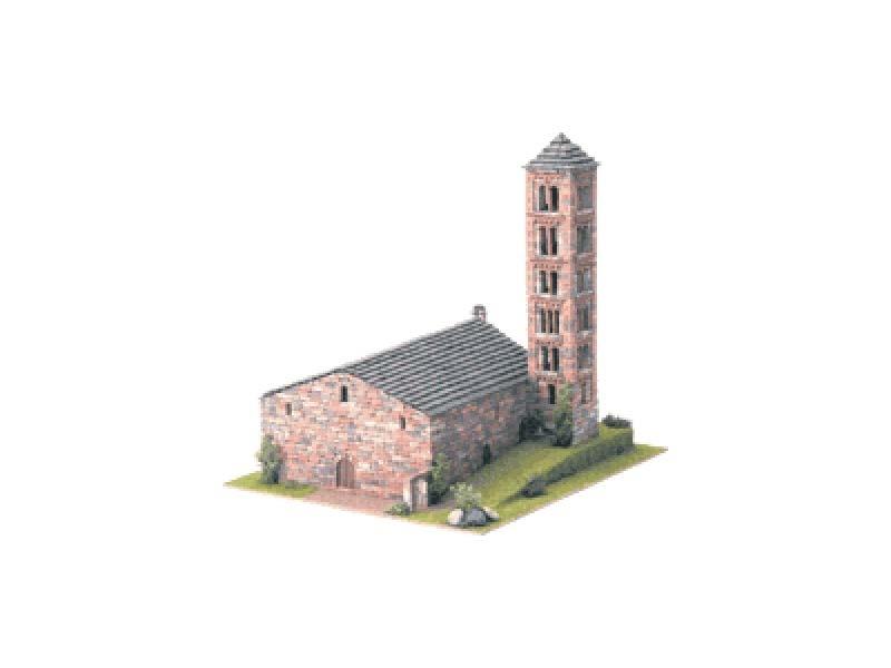 Romanica 5 St. Climent de Taüll Bausatz 1:84
